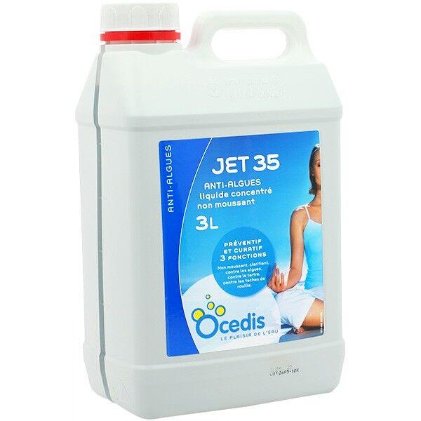 Ocedis Produits chimiques Jet 35 Anti-algues - 1x3L - Ocedis