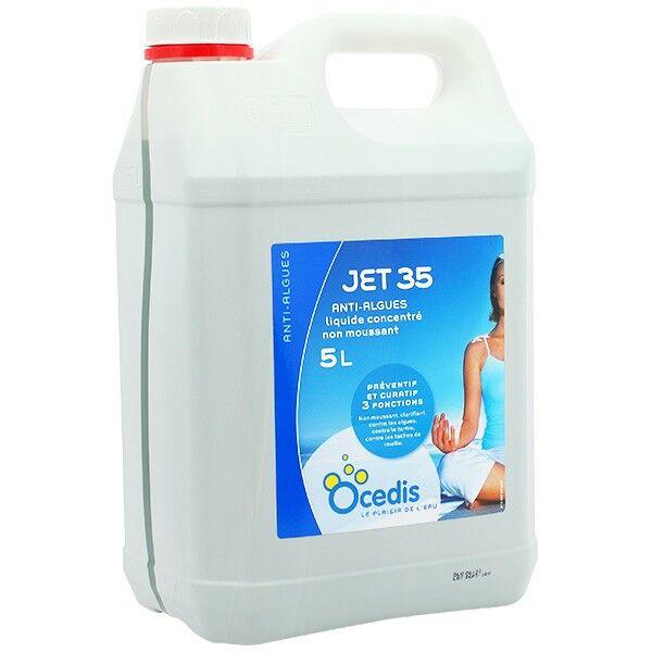 Ocedis Produits chimiques Jet 35 Anti-algues - 1x5L - Ocedis