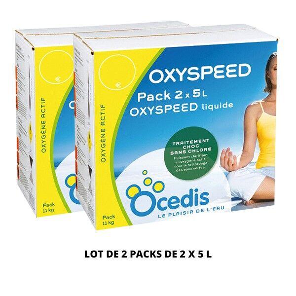 Ocedis Produits chimiques Oxyspeed liquide - 4x5L - Ocedis