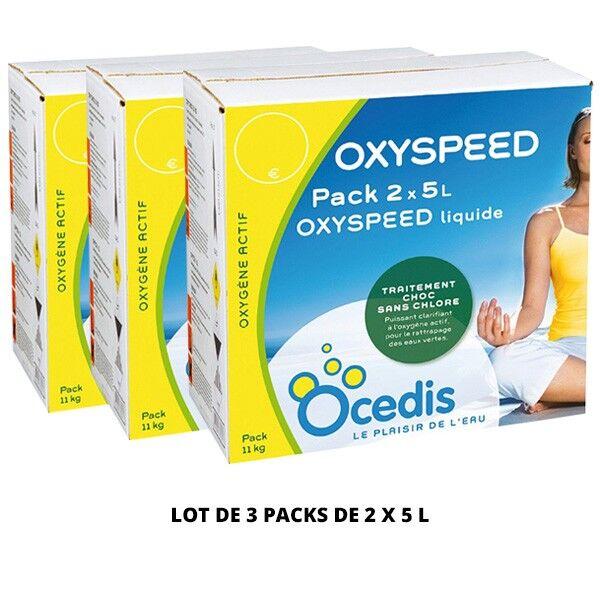 Ocedis Produits chimiques Oxyspeed liquide - 6x5L - Ocedis