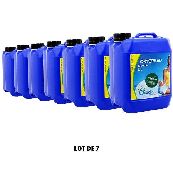 Ocedis Produits chimiques Oxyspeed liquide - 7x5L - Ocedis