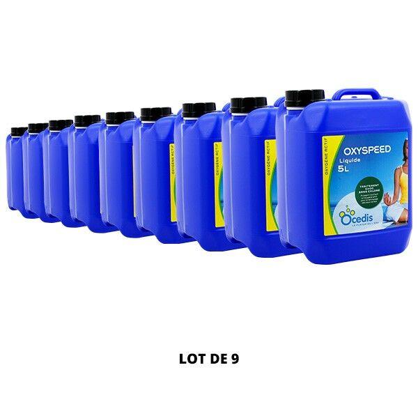 Ocedis Produits chimiques Oxyspeed liquide - 9x5L - Ocedis