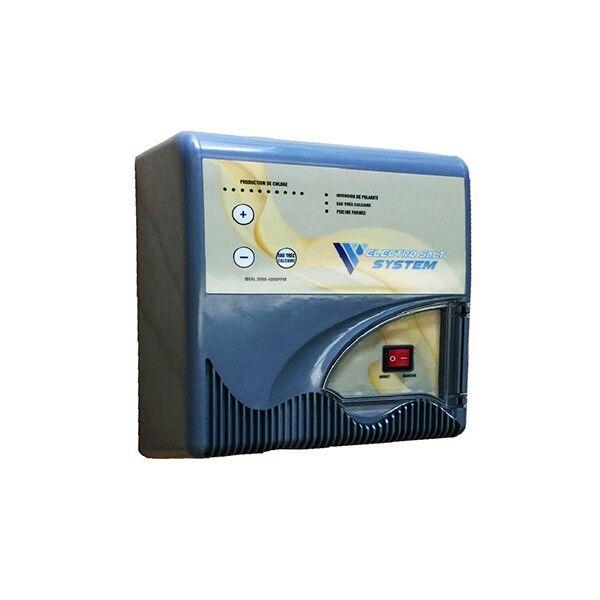Piscine au sel Électrolyseur ESS 15 - 3 g/L - 65 m3 -