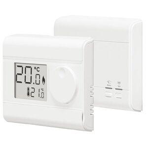 Thermador Vanne et thermostat - Thermostat simple digital onde radio - Thermador - Publicité