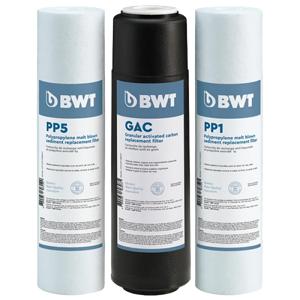 BWT Cartouches filtrantes - Pack filtres eau de boisson et osmoseur - BWT - Publicité