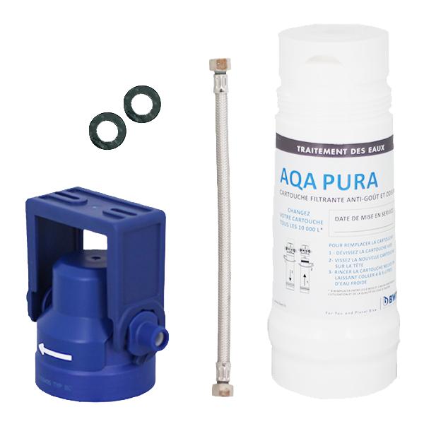 BWT Filtre sous évier Aqa Pura - BWT - Filtres eau domestique