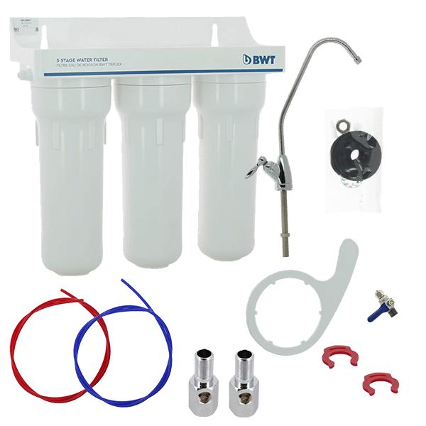 BWT Triplex Eau de boisson BWT - BWT - Filtres eau domestique