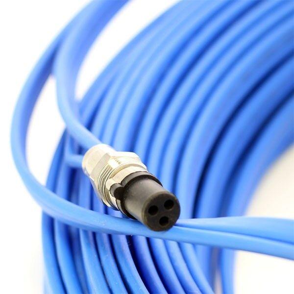 PM Technology Accessoires pompe immergee - Amorce de câble 0703412 - 50m/2 mm² - Moteur bain d'huile - PM Technology