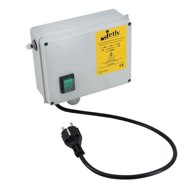 DAB Coffret électrique pompe - Coffret de démarrage seul 20µF - DAB