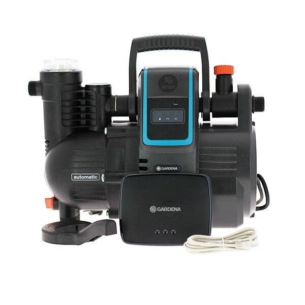 Gardena Pompe jet - Kit smart Automatic Home and Garden Pump 5000/5 - Gardena