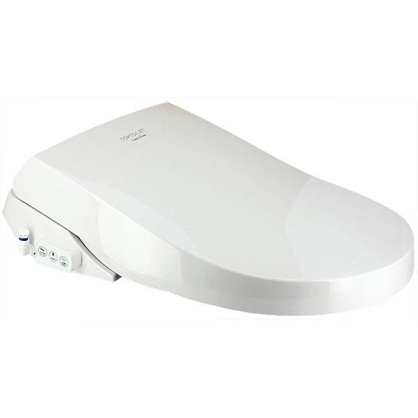 TopToilet Abattant Luxe Silver - TopToilet - WC japonais