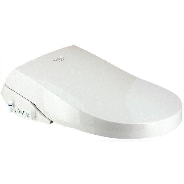 TopToilet WC japonais - Abattant Luxe Silver - TopToilet