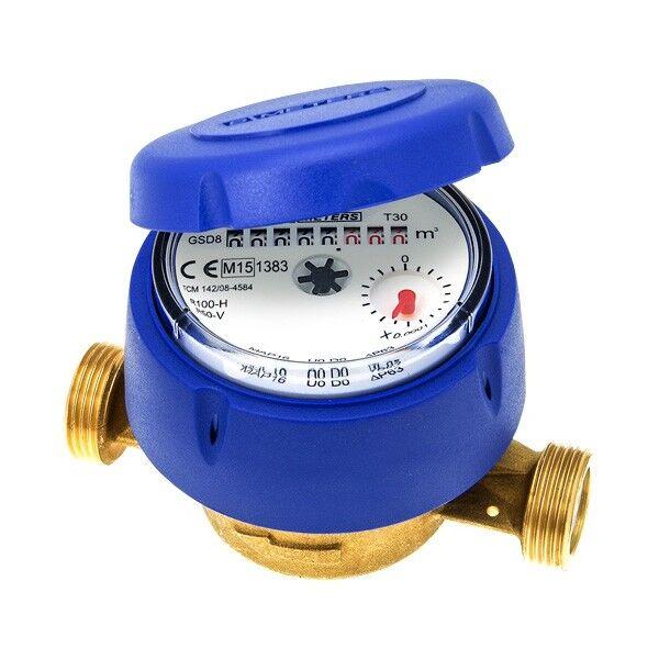 Sferaco Compteur eau - Compteur divisionnaire Calibre 15 - Eau froide - MID R100 - Sferaco