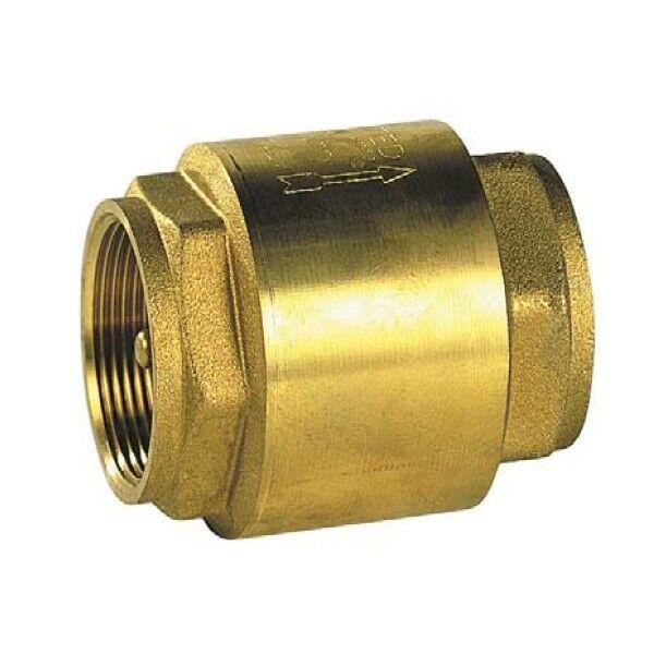 Sferaco Clapet anti-retour - Clapet anti retour laiton/inox - F 3/4