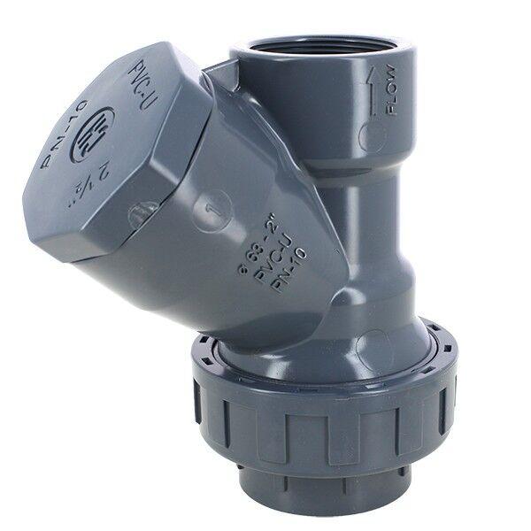 Sferaco Clapet anti-retour - Clapet a boule PVC CH-RU 1