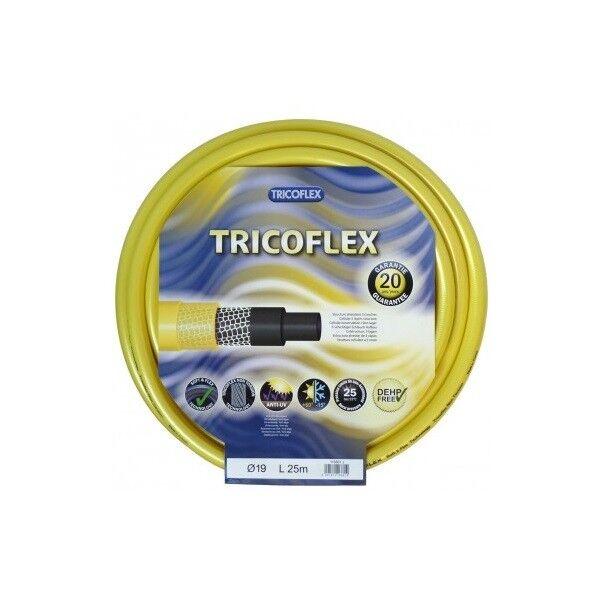 Tricoflex Tuyau arrosage - Tricoflex jaune Ø19 MM - 25 m - Tricoflex