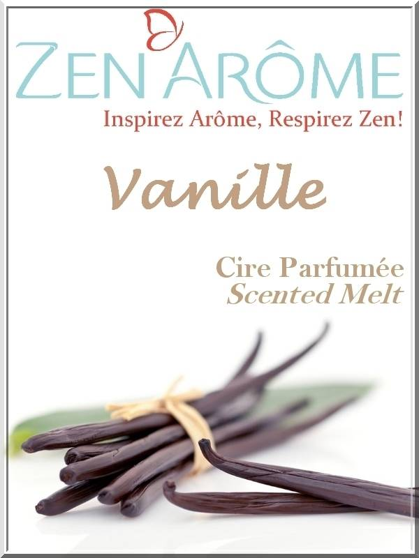 Sante Bio Europe Cire parfum Vanille