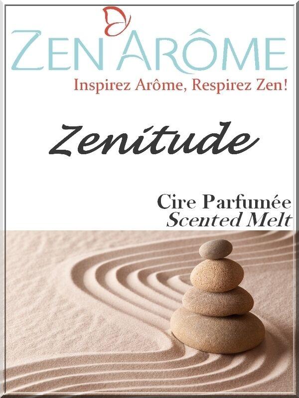 Sante Bio Europe Cire parfum zenitude