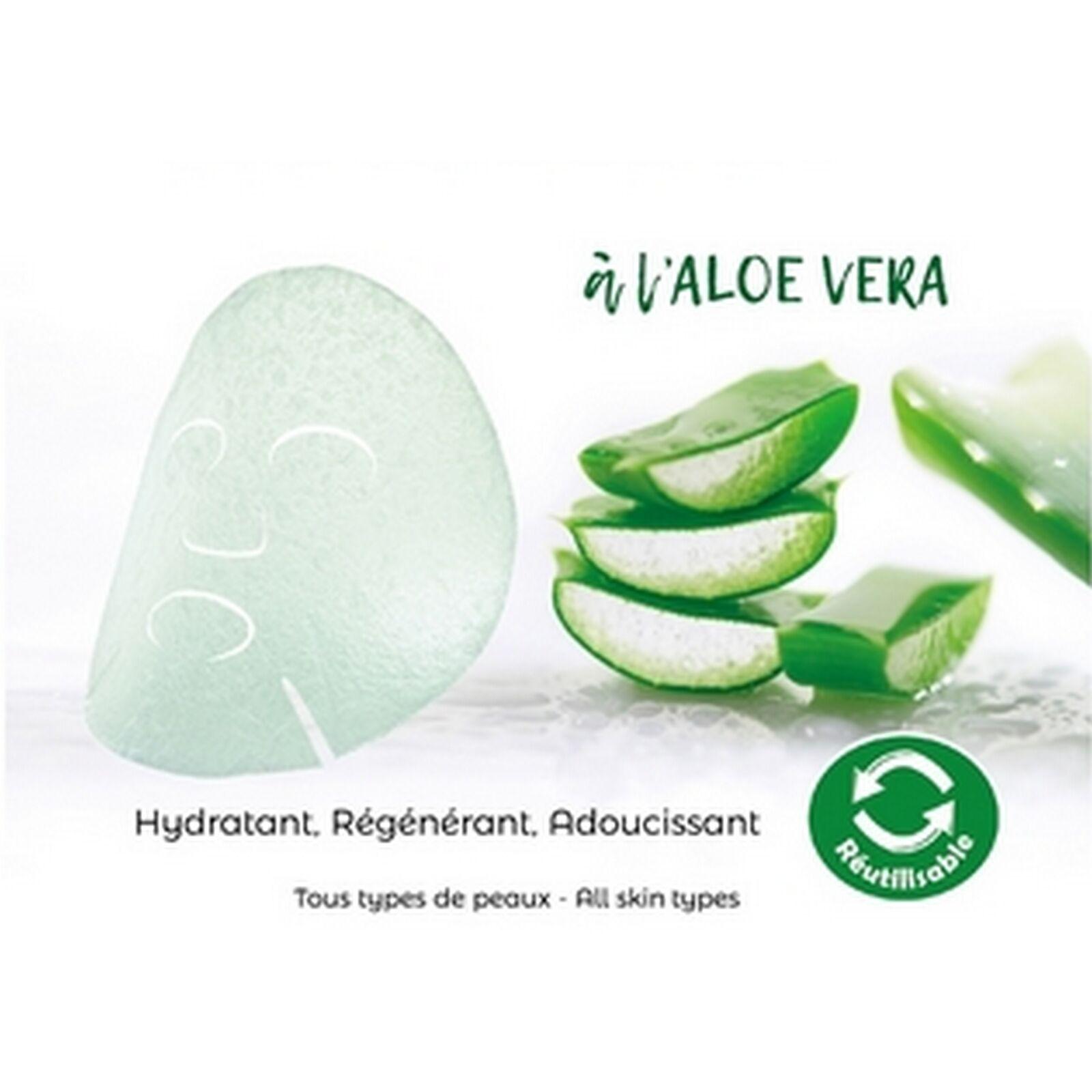 Sante Bio Europe Masque Konjac à l'Aloe Vera