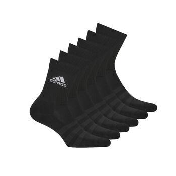 adidas Chaussettes de sports adidas CUSH CRW PACK X6 - S