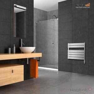 LVI Sèche-serviettes électrique LVI - APANEO Bas 600W FLUIDE - 4890132 - Publicité