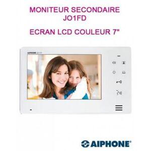 AIPHONE Moniteur secondaire JO1FD pour Kits JOS1V & JOS1F - AIPHONE - 130402 - Publicité