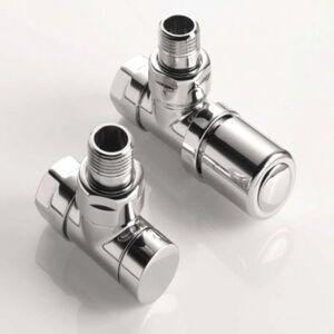 ACOVA Kit B robinetterie manuelle coudé chromé - ACOVA 991368 - Publicité