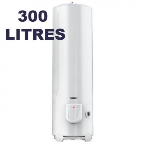 ARISTON Chauffe-eau électrique vertical au sol 300 litres - INITIO - ARISTON 3000597