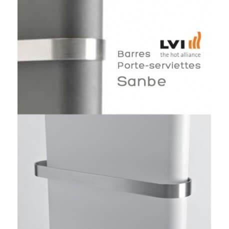 LVI Porte-serviettes LVI pour radiateur SANBE Longueur 830mm