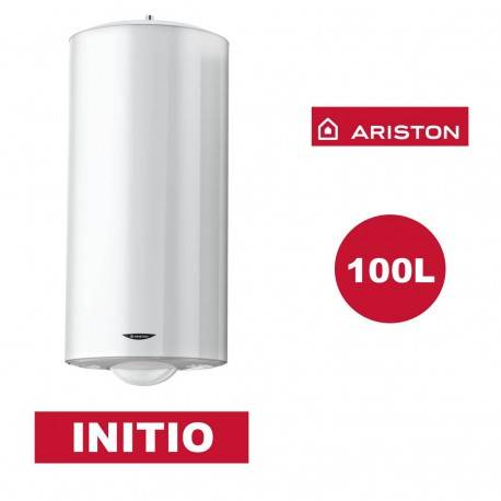 ARISTON Chauffe-eau électrique vertical mural Initio 100 l - Ø 505 mm - ARISTON 3000569
