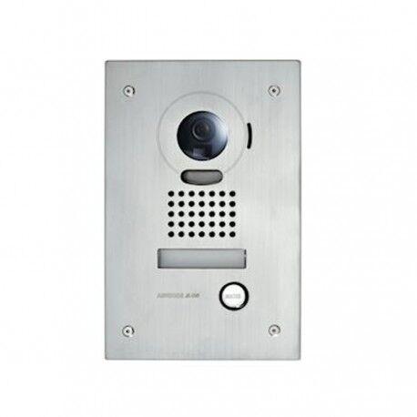 AIPHONE Platine de rue JODVF pour portier vidéo AIPHONE - encastrée - 302950