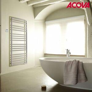 ACOVA Sèche-serviette ACOVA - KADRANE SPA Mixte CHROME 376W / 300W - AKARO-130-055/GF - Publicité