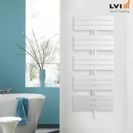 LVI Sèche-serviettes électrique fluide INYO 750W - LVI 4880012
