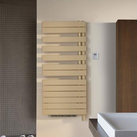 ACOVA Sèche-serviette soufflant ACOVA - FASSANE Spa + Air asymétrique à droite électrique 1500W (500W+1000W) TFR050-055IFS