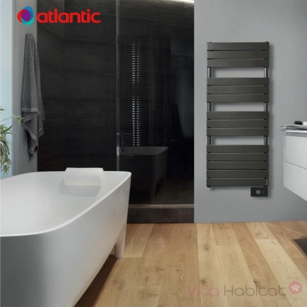 ATLANTIC Sèche-serviettes électrique Atlantic ADELIS Digital 750W - 861908