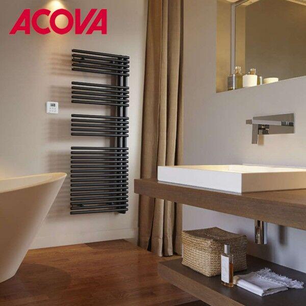 ACOVA Sèche-serviette ACOVA - CALA Asymétrique à Droite - électrique 750W TLNR-075-50/GF