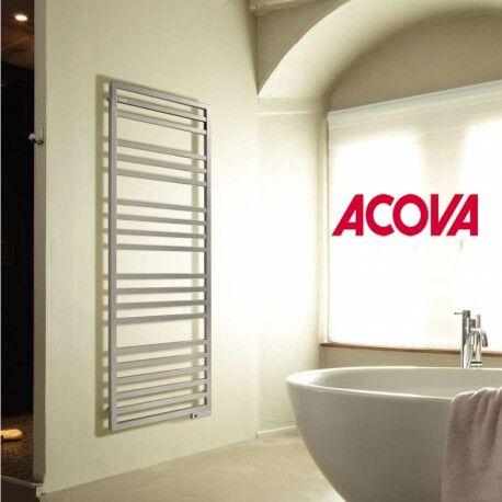 ACOVA Sèche-serviette eau chaude ACOVA KADRANE SPA Inox 222W - KARI-080-045