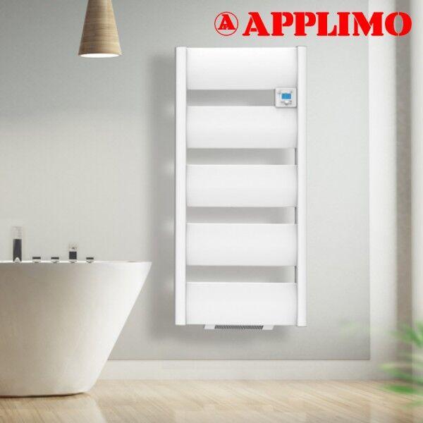 APPLIMO Sèche-serviettes électrique APPLIMO SOLENE 2 750W 0016193SE