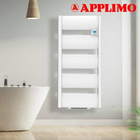 APPLIMO Sèche-serviettes électrique APPLIMO SOLENE 2 Soufflant 1750W (750W + 1000W) - 0016197SE