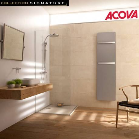 ACOVA Sèche-serviette ACOVA Plume eau chaude 546W- GP-160-040