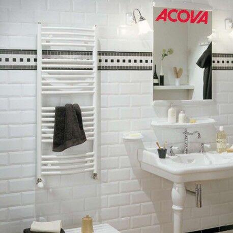ACOVA Sèche-serviette ACOVA Palma Spa eau chaude 999W CL-170-060