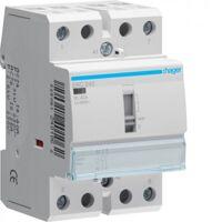 HAGER Contacteur manu 40A, 2F, 230V - AUTOMATISMES HAGER ERC240 <br /><b>136.79 EUR</b> Vita Habitat
