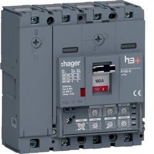 HAGER Disj.h3+P160 LSI 4x160A 70kA - APPAREILLAGE DE TETE HAGER HES161JC - Publicité