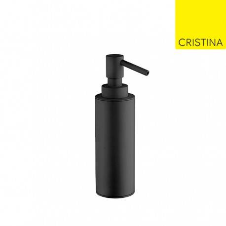CRISTINA ONDYNA Porte savon liquide Blackmat TRIVERDE - CRISTINA ONDYNA AM12713