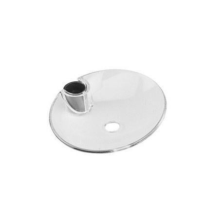 CRISTINA ONDYNA Porte-savon transparent pour barre de douche HYDROTHERAPIE - CRISTINA ONDYNA PS11551