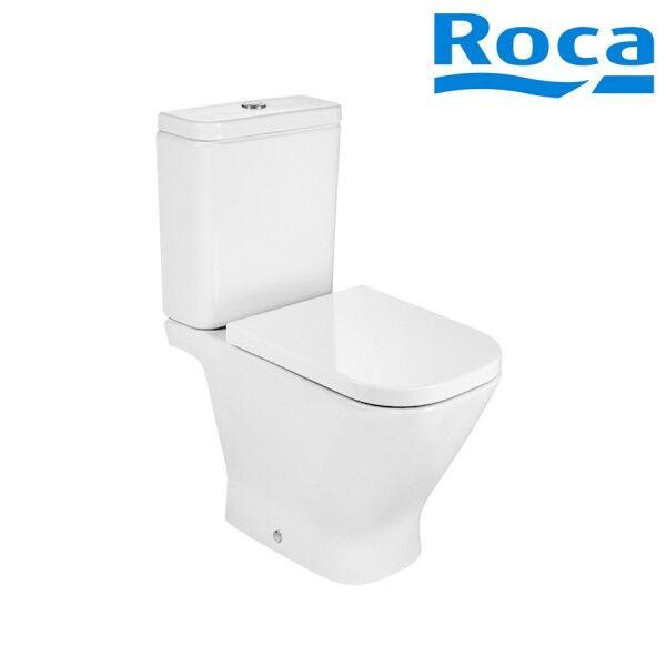 ROCA Pack complet WC Posé au sol The Gap - ROCA A349478000