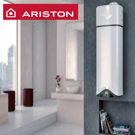 ARISTON Chauffe-eau thermodynamique Nuos Evo A + - 150 l - ARISTON 3629101