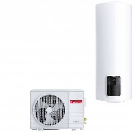 ARISTON Chauffe eau Thermodynamique Nuos Split Inverter WIFI 270L. - ARISTON 3069757