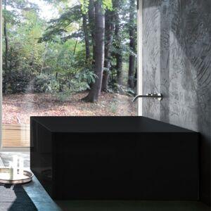 CRISTINA ONDYNA Baignoire Carrée en Solid Surface 1200x1200 BLACKMAT Dual Quadrata - CRISTINA ONDYNA COLQUA120BM - Publicité