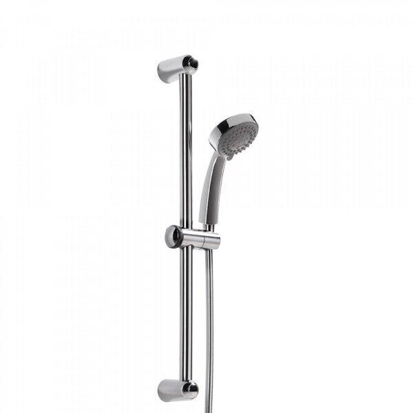 TRES Barre de douche complète Chromée ECO - TRES 143836